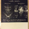 Tour 2001 poster Other Collectable