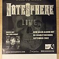 Hell is Here live poster Other Collectable