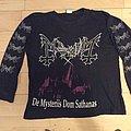 De Mysteriis Dom Sathanas - Long sleeve 2nd print TShirt or Longsleeve