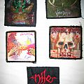 Cannibal Corpse - Patch - Old & used metal patches for trade