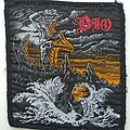 Dio - Patch - DIO 'Holy Diver' woven patch
