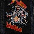 Judas Priest - Patch - Judas Priest biker patch