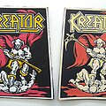 Kreator - Patch - Kreator 'Endless Pain' rubber patches