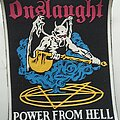 Onslaught - Patch - Onslaught PFH rubber patch