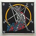 Slayer - Patch - SLAYER 'SNM' rubber patch