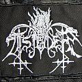 Tsjuder - Patch - Tsjuder White Logo