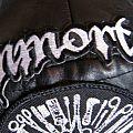 Immortal Newer Logo Shaped Patch