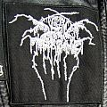 Darkthrone Small Logo Patch