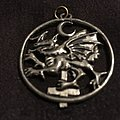 COF-Original 1996 Dragon Pendant Other Collectable