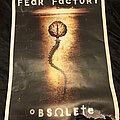 Fear Factory - Tape / Vinyl / CD / Recording etc - Fear Factory Obsolete Poster