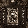 Cradle Of Filth - Hooded Top - Horror Mouth Painting Hoodie/Existence Is Futile