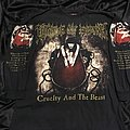Cradle Of Filth - TShirt or Longsleeve - Cruelty And The Beast LS