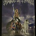 Cradle Of Filth - Other Collectable - COF-Grave Britannic Majesty Poster