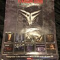 Fear Factory - Other Collectable - Fear Factory Transgression Promo Poster
