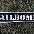 Nailbomb Stripe Patch