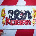 Iron Kobra - Patch - Iron Kobra - First Patch