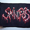 Skinless - Patch - Skinless - Embroidered Logo Patch for Trade!