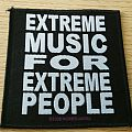 MORBID ANGEL - Extreme music... patch