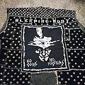crust punk vest