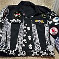 white zombie spoof jacket