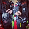 Wolves In The Throne Room - Battle Jacket - 2021 state of the vest
