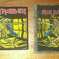 Iron Maiden - Piece of mind Patch