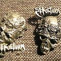 Sepultura - Beneath the remains Pins Pin / Badge