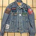 Motörhead - Battle Jacket - Blue Jeans Jacket