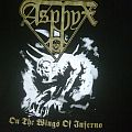 TShirt or Longsleeve - On the Wings of Inferno