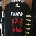 Pissgrave Posthumous Humiliation (Profound Lore 1st Printing) - Size Large