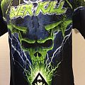 Overkill - TShirt or Longsleeve - OverKill all around tee, MED-NEW with Tags, 2013 North America tour