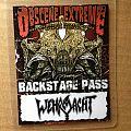 Band Pass, Wehrmacht, Obscene Extreme Fest 2014