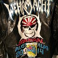 Wehrmacht 2014 Japan/Australia tour Battle Leather, custom-Duffy Design'd