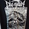 Deus Mortem T-shirt, LARGE, 2 sided, black metal,death metal