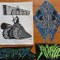 Voivod - Patch - Metal patches, hand painted