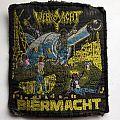 Wehrmacht - Patch - Vintage 1989 Wehrmacht Biermacht patch