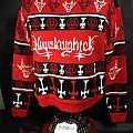 NunSlaughter ugly Christmas Sweater TShirt or Longsleeve