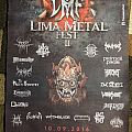 Wehrmacht - Other Collectable - Lima Metal Fest Poster