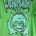 Wehrmacht - TShirt or Longsleeve - Wehrmacht Rave T Shirt w/ Hat, Neon Green, New