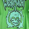 Wehrmacht Rave T Shirt w/ Hat, Neon Green, New