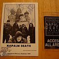 Other Collectable - Napalm Death