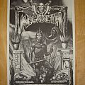 Other Collectable - Megadeth Original Poster/Flyer Reseda Country Club Friday May 24th 1985