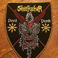 Shitfucker Devil Punk patch