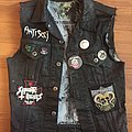 Goat Vest Battle Jacket