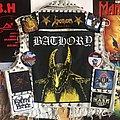Bathory - Battle Jacket - Hail the goat!