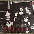 Hellhammer posters/etc. Other Collectable