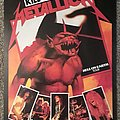 Metallica posters, mags, etc. Other Collectable