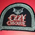Original Ozzy patch