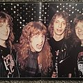 Megadeth posters, mags, pin ups Other Collectable