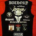 CroManAba's Unholy Trinity of Venom, Frost & Bathory Battle Jacket